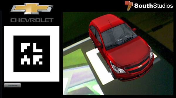 Chevrolet Agile AR