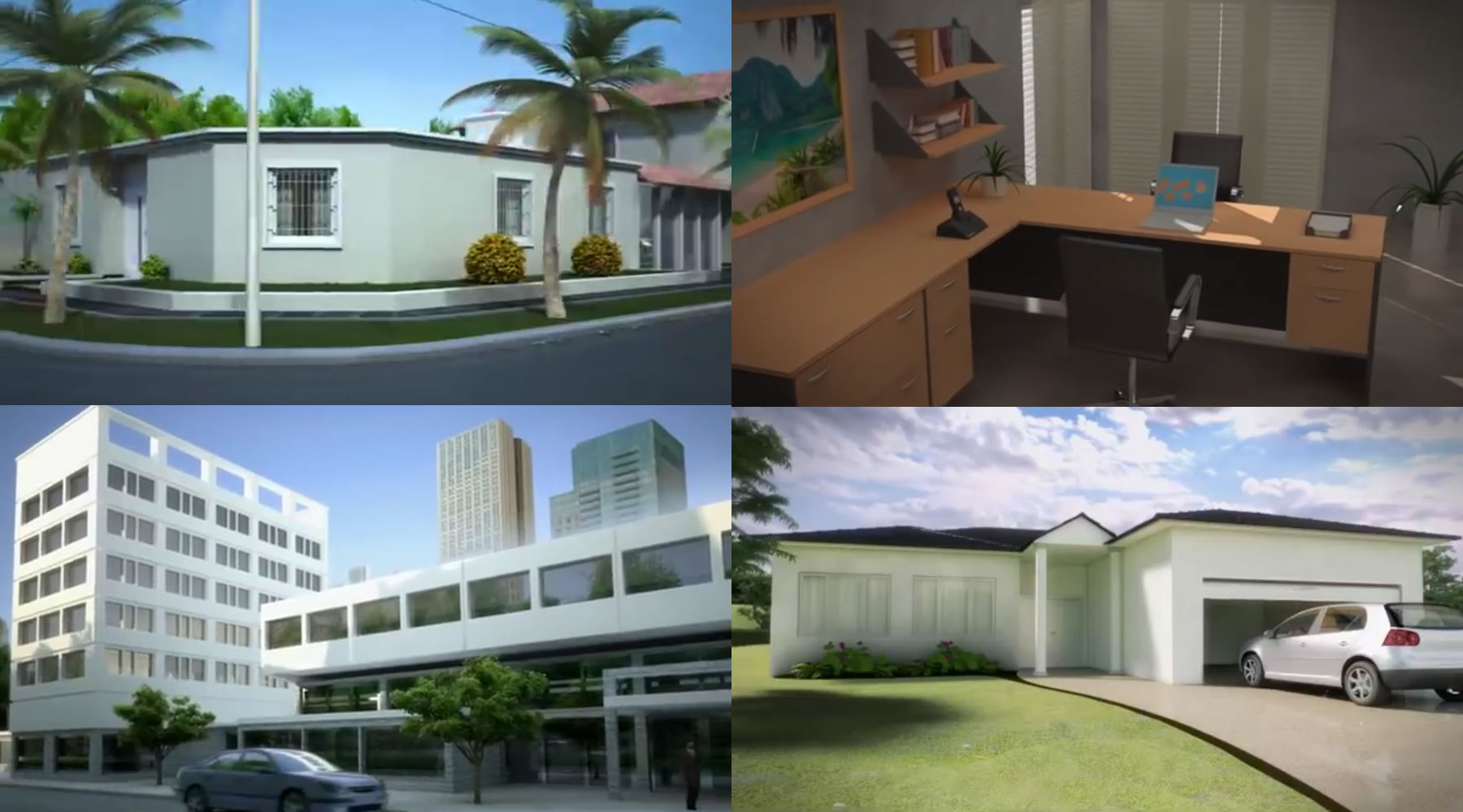 Architecture Visualizations