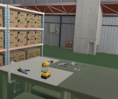 Factory VR