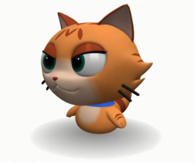 Characters for WebGL
